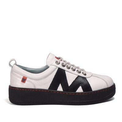 Sympasneaker 4213 White/Black