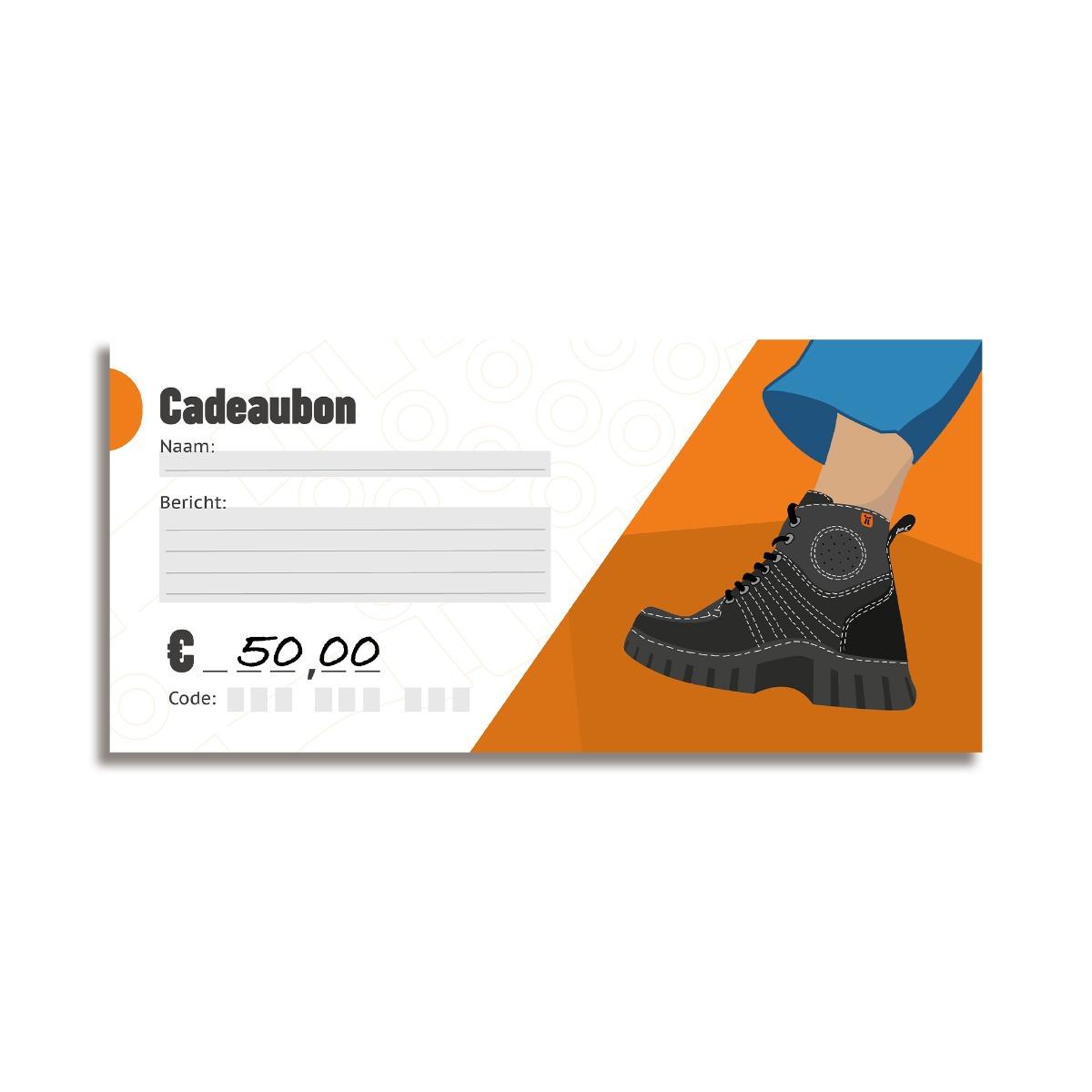 Cadeaubon / Gift-Card MAG 50