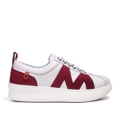 Sympasneaker 4231 White/Red