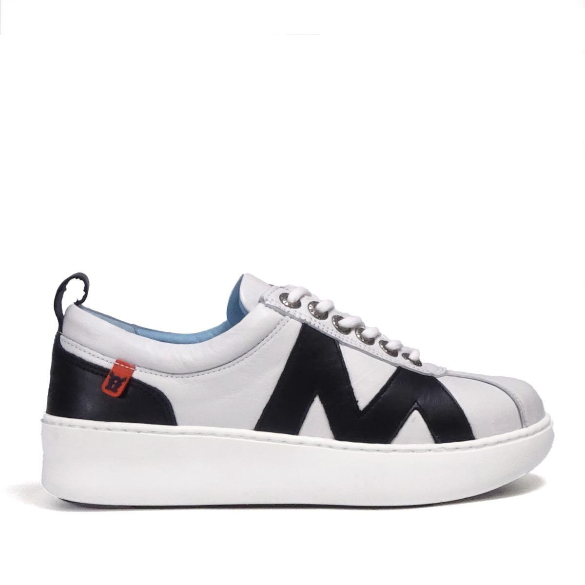 Sympasneaker 4231 White/Black